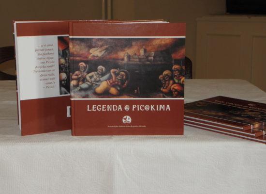 Predstavljanje publikacije Legenda o picokima