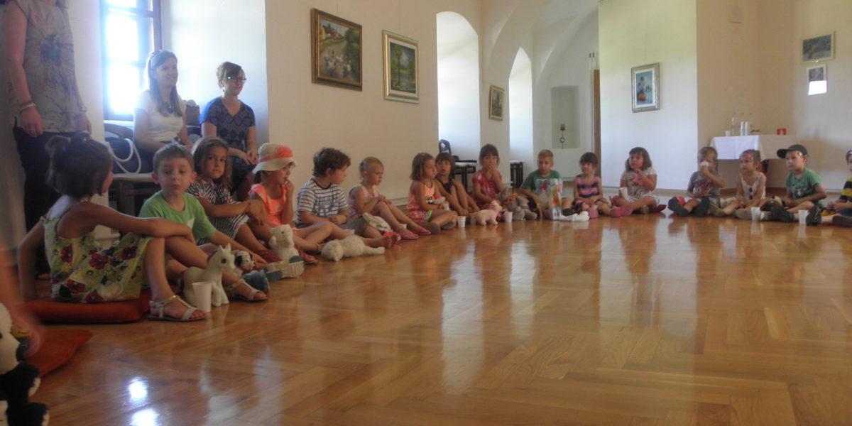 Ljetna muzejska pričalica – Moja najdraža igračka