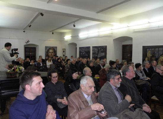 """Održana projekcija dokumentarnog filma """"Životni put Borisa Brauna"""""""