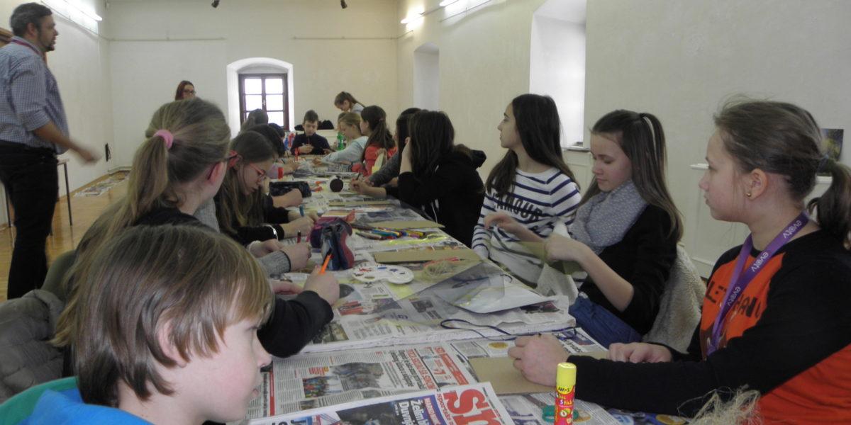 U Muzeju Grada Đurđevca održana radionica povodom Noći muzeja