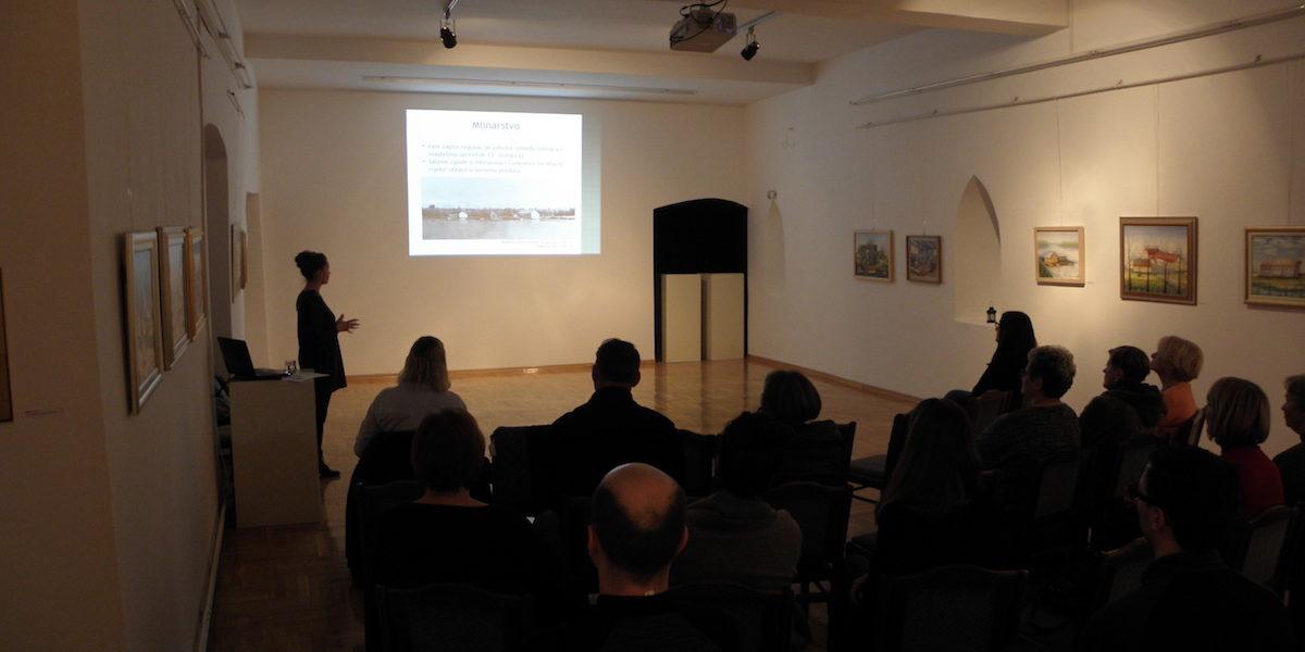 Održano predavanje Mitologija europske Amazone