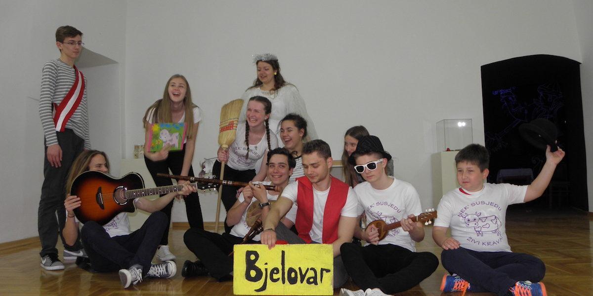 Gostovanje polaznika Glazbene škole Vatroslava Lisinskog iz Bjelovara