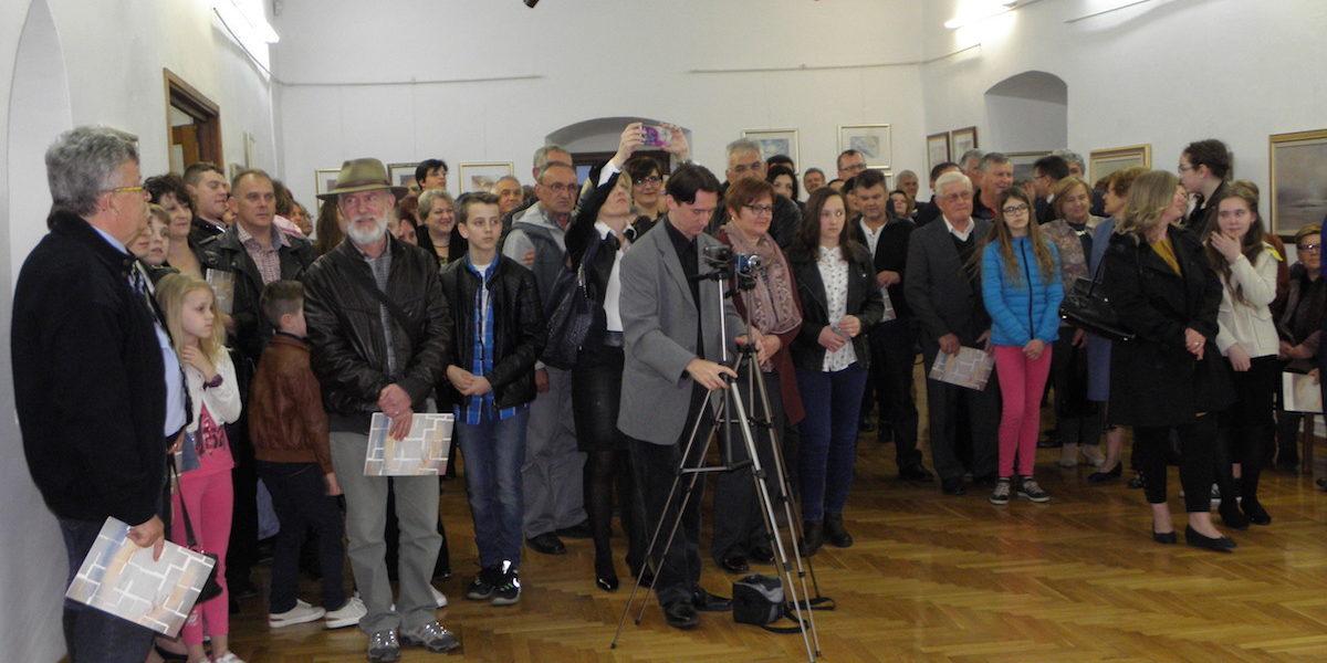 Otvorena izložba Dragutina Bešenića Drage