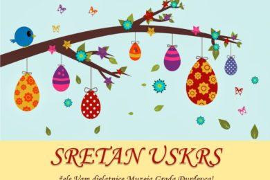 Sretan Uskrs žele vam djelatnice Muzeja Grada Đurđevca