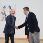Otvorena izložba umjetnika Ronalda A. Lindgreena