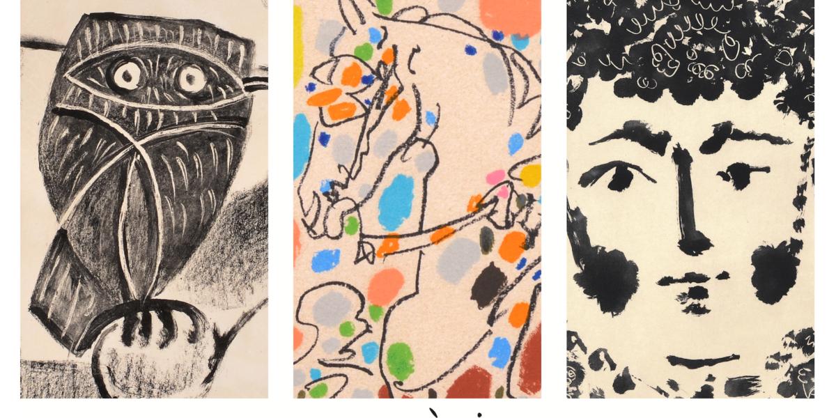 LIKOVNI NATJEČAJ ˝Hommage a Picasso ˝