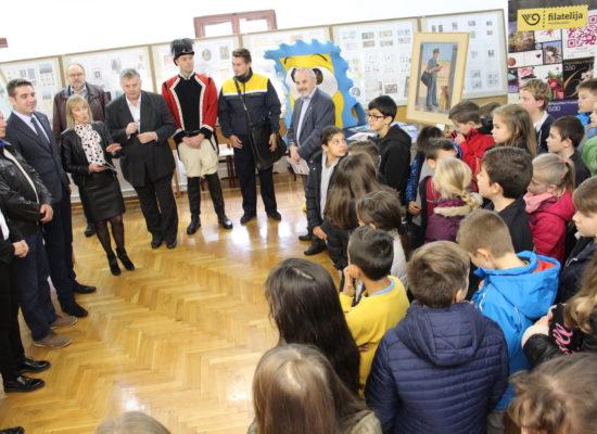 """Otvorena filatelistička izložba """"Đurđevac Fila 2017."""""""