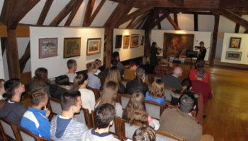 Održan je koncert komornih sastava polaznika Glazbene škole Vatroslava Lisinskog iz Bjelovara