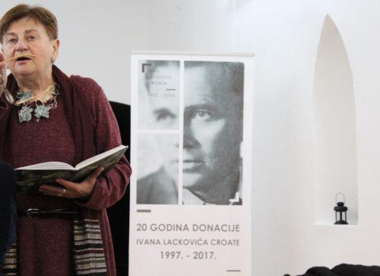 20 godina donacije Ivana Lackovića Croate