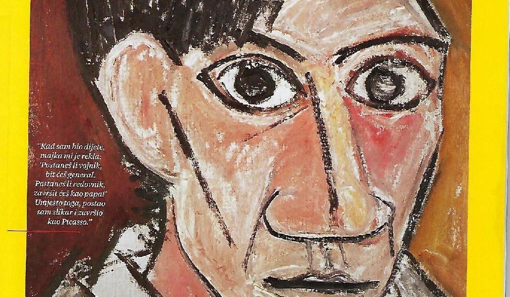 National Geographic: Picasso u utvrdi Stari grad