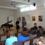 Klavirski koncert u Muzeju Grada Đurđevca