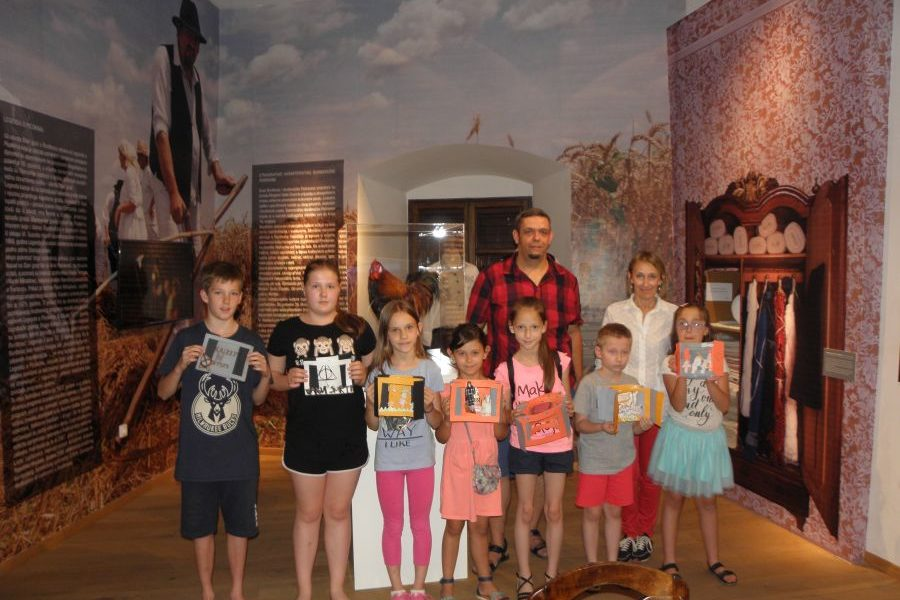 U Muzeju Grada Đurđevca održana ljetna radionica