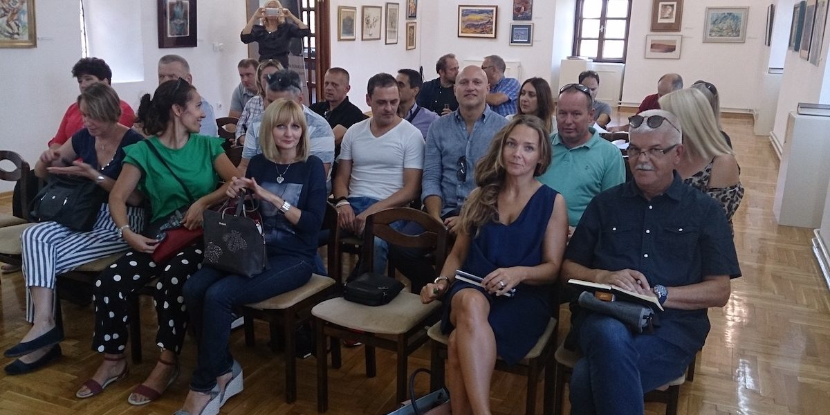 Muzej Grada Đurđevca ugostio članove SPUH-a iz cijele Hrvatske