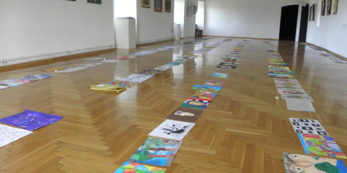 """Izvršen odabir dječjih radova iz natječaja """"Hommage a Picasso"""""""