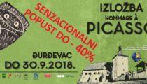 Hommage a Picasso – snižene cijene ulaznica do 30.9.