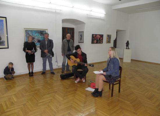 U Muzeju Grada Đurđevca, otvorena je izložba pod nazivom Peski 2018.