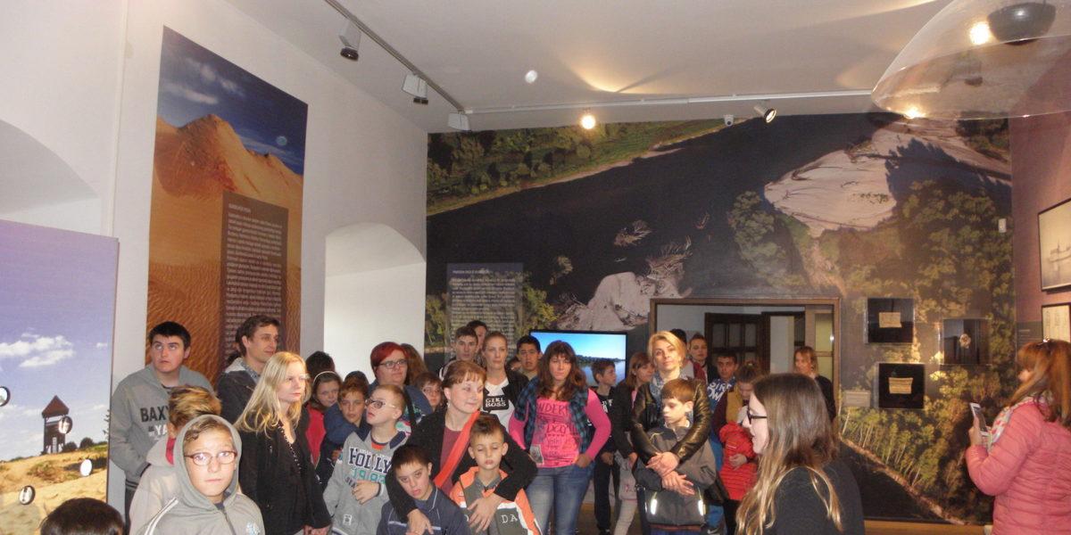 Muzej Grada Đurđevca posjetili su učenici i njihovi učitelji iz PŠ za djecu s teškoćama u razvoju iz Đurđevca