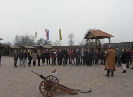 Đurđevac domaćin tradicionalnog susreta radnika INA-Industrije nafte i MOL-a
