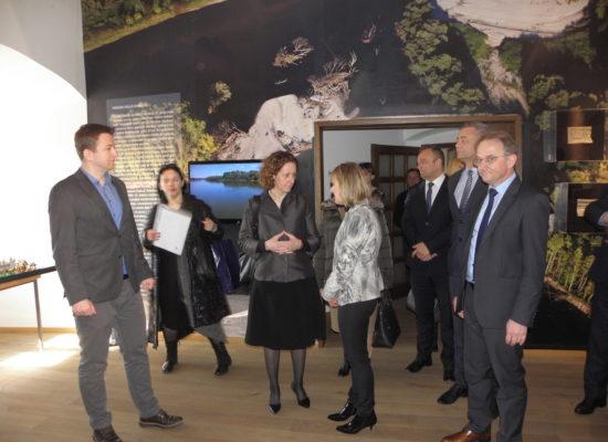 Ministrica kulture posjetila Muzej Grada Đurđevca