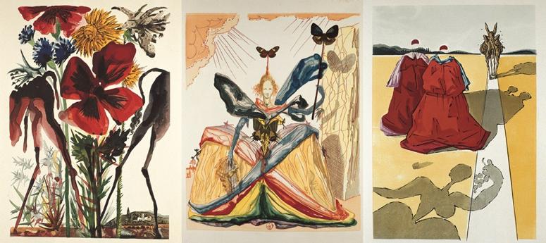 """Izložba """"Recepti za besmrtnost"""" Salvadora Dalíja ostaje otvorena do 3. studenoga"""