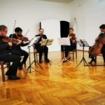 Održan koncert gudačkog kvarteta Porin i klarinetista Mihaela Paara