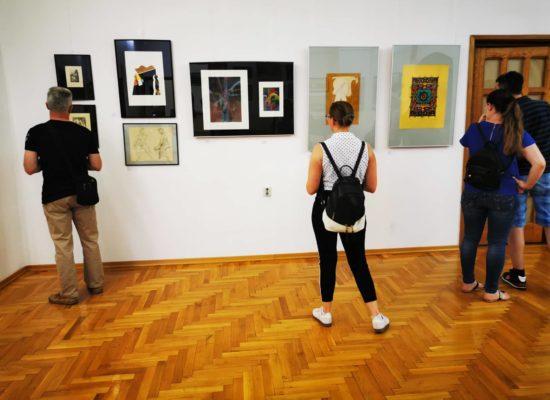 """Otvorena izložba """"Izbor inozemnih djela"""" iz Donacije ILC"""