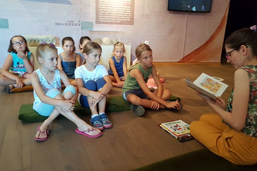 Održana ljetna muzejska družionica