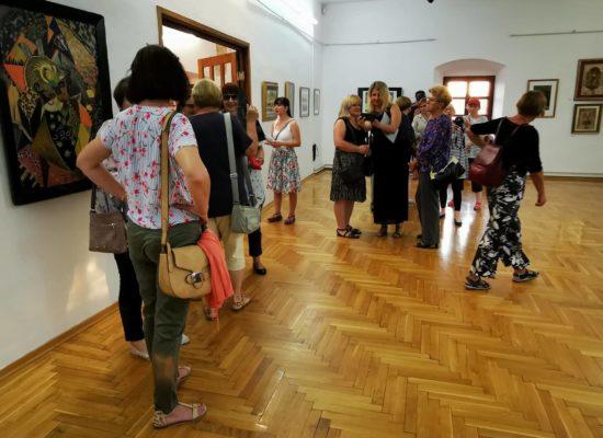 Velik broj posjetitelja u Muzeju Grada Đurđevca za vrijeme Picokijade 2019.