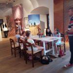 Ljetna likovna radionica u Muzeju Grada Đurđevca