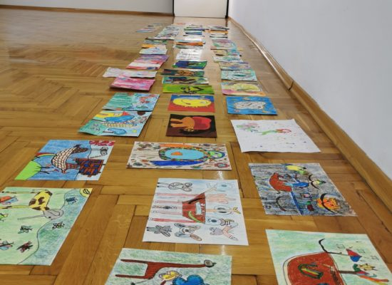 U muzeju Grada Đurđevca obavljeno žiriranje pristiglih radova na likovni natječaj ˝Asocijacije na Dalíja˝