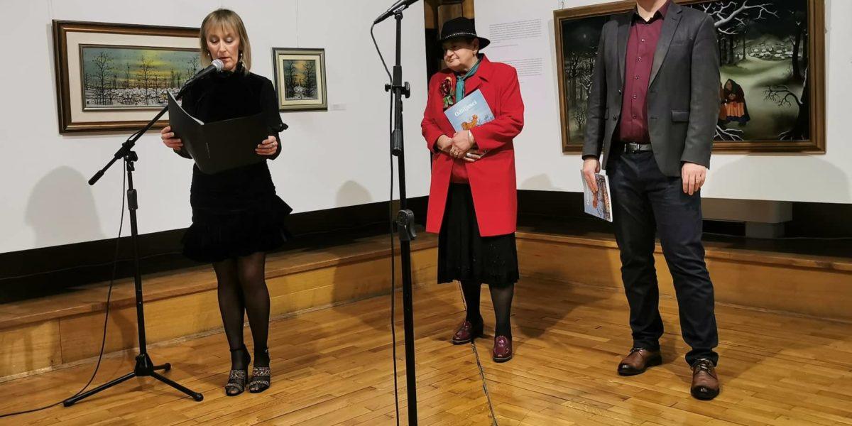 Izložba Odbljesci izvorne umjetnosti svečano otvorena u Muzeju Grada Đurđevca