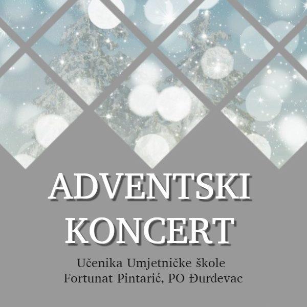 Adventski koncert u Muzeju Grada Đurđevca