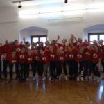 Rukometašice mlađe kadetske reprezentacije posjetile Muzej Grada Đurđevca