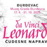 """Leonardo da Vinci """"Čudesne naprave"""""""