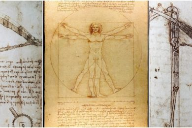 "Odgoda izložbe Leonarda da Vincija ""Čudesne naprave"""
