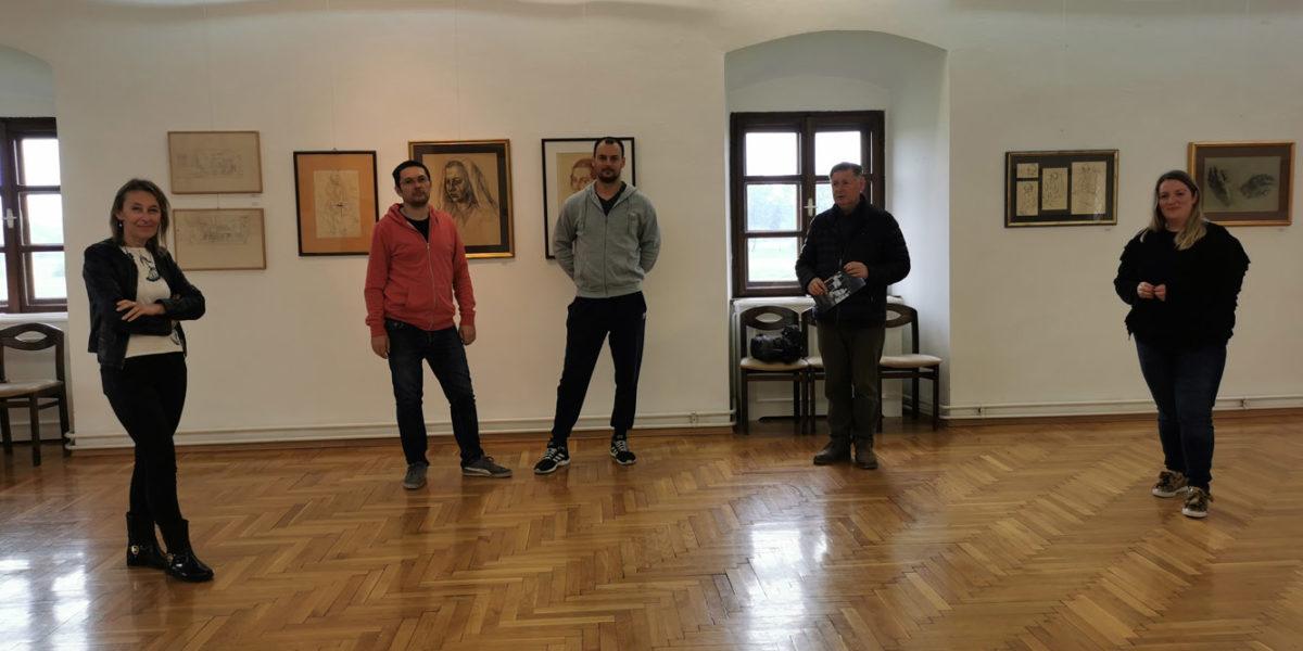 Muzealci iz Bjelovara posjetili Muzej Grada Đurđevca