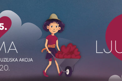 "Virtualna izložba – ""Ljubav oko nas"" – EMA 2020."