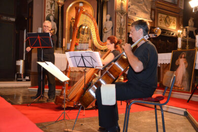 Komorni trio Crisóstomo u Muzeju Grada Đurđevca