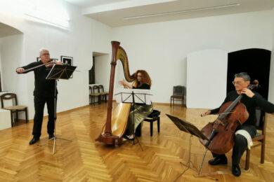 Održan koncert Komornog trija Crisóstomo