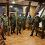 Posjet pripadnika Ratne škole Ban Josip Jelačić Muzeju Grada Đurđevca