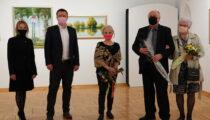 U Muzeju Grada Đurđevca otvorena izložba Zdravka Šabarića
