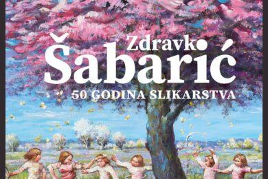 Izložba Zdravka Šabarića produljena do 30.5.2021.