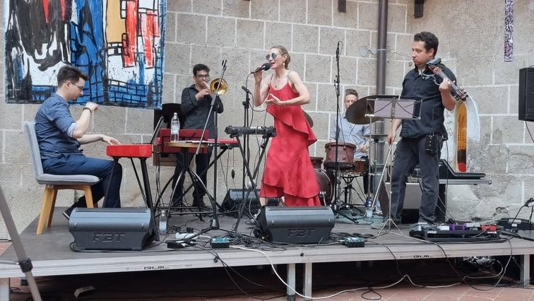 Održan koncert jazz fusion sastava More Love Ensemble u atriju Starog grada