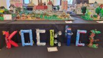Otvorenje izložbe LEGO modela članova kluba KOCKICE