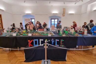 Velika posjećenost izložbe modela LEGO kockica